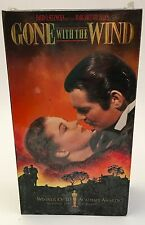 Gone With The Wind VHS (2 Tape Set) New Factory Sealed