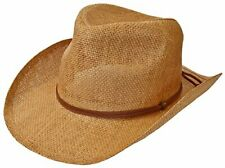 MYTEM-GEAR Strohhut Cowboyhut Western Hut Sonnenhut