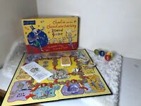 Charlie & The Chocolate Factory Board Game by Winning Moves 2004 - one card miss