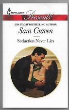 Seduction Never Lies by Sara Craven (2014, Paperback)