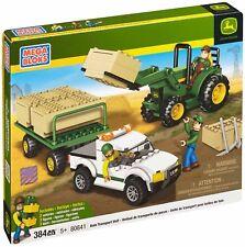 John Deere - Mega Bloks - Bale Transport Unit (384 pcs)