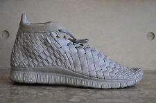 Nike Free Inneva Woven Mid SP - Matte Silver/Matte Silver