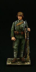 Tin soldier, Museum (TOP), Austrian assault trooper, 1917 54 mm, WWI (Great War)