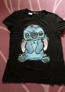 T-Shirt - Disney Stitch - FB Sister New Yorker - Größe M