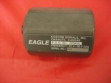 Kustom Eagle Police Radar Ka Antenna Guarantee