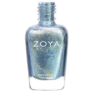 Zoya Nail Polish Metallic Hazel ZP673.Full-Sized Bottle.