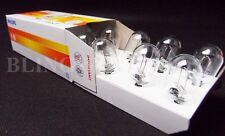 10pc Philips OEM T20 7440 12065CP factory globe bulb brake light signal 12V W21W