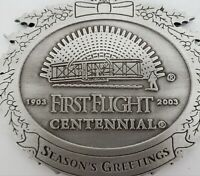 First Flight Centennial Christmas Ornament