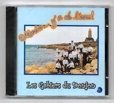 RARE CD / LES GABIERS DU DONJON - MARIN Y A DE L'EAU / NEUF SOUS CELLO