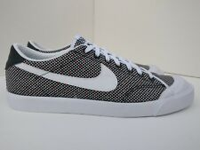 Nike All Court 2 Low KJCRD UK 7.5 Black White Action Red 867117001