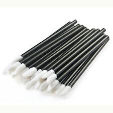 100 Pcs Disposable Lip Gloss Brush Wands Cosmetic Applicator Makeup Tool Set