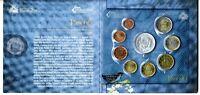Set Cartera San Marino 2012 monedas euros Oficiales + 5 euros plata Euroset