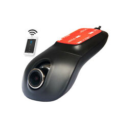HD 1080P Hidden WIFI Car DVR DashCam Camera Video Recorder G-senor Night Version