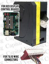 New American Changer Front Load Yellow Hopper for Red Display Control Boards
