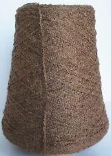 ACORN Rayon Bouclé cone yarn weave knit 1 lb