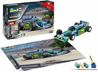 REVELL 05689 BENETTON FORD B194 25th Anniversary Gift Set plastic model kit 1:24