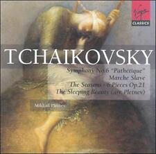 Tchaikovsky: Symphony No. 6/Marche Slave/6 Pieces/The Seasons, Pletnev (2 cd's)