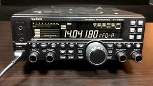 Yaesu FT-450D HF/50 MHz Transceiver (with ATU) + SCU-17 USB Interface Unit