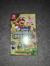 Super Mario bros u Deluxe. Nintendo switch.