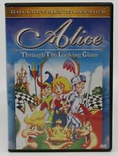 Alice : Through the looking glass - DVD animation