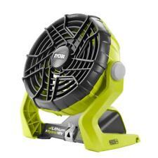 RYOBI Hybrid Portable Fan 18-Volt Fully Adjustable (Tool Only)