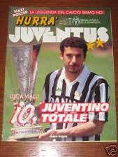 HURRA' JUVENTUS 1993/7 DEL PIERO LUCA VIALLI COPPA UEFA