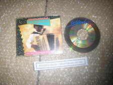 CD Pop Buckwheat Zydeco - Why Does Love Got To Be So Sad (3 Song) MCD ISLAND