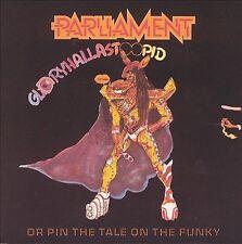 PARLIAMENT Gloryhallastoopid (Or Pin The Tail On The Funky) CASABLANCA Vinyl LP