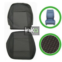 Replacement OEM Fabric Seat Cover VW T5 GP Transporter Rear Single Seat Tasamo