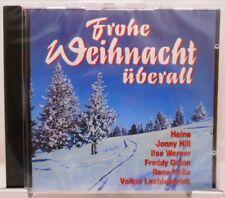 Frohe Weihnacht überall + CD + Weihnachten + 16 stimmungsvolle Weihnachtslieder