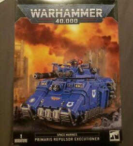 Warhammer 40k Space Marines Primaris Repulsor Executioner NIB