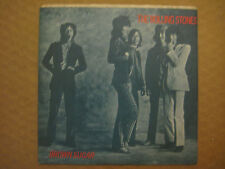 "THE ROLLING STONES Brown Sugar RARE AUSSIE PROMO 7"" SINGLE 1984 - RSR.1311"