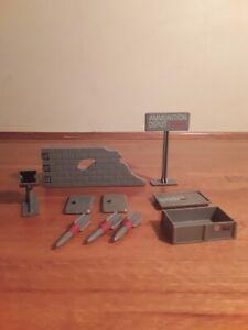 1984 Missle Defense Unit 100% Complete Vintage G.I.  Joe