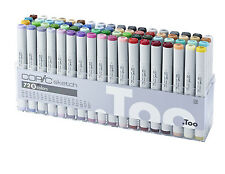 Copic Sketch Marker - 72B Set Manga Marker-Rechargeables avec COPIC divers encres
