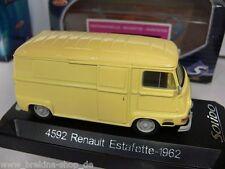 1/43 solido 4592 renault Estafette 1962 amarillo claro