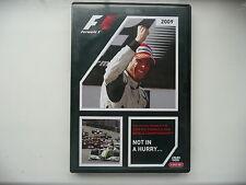 FIA Official Formula One Season Review 2009 F1 (DVD 2009, 2-Discs) Jensen Button