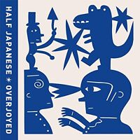 Half Japanese - Overjoyed [New Vinyl LP]