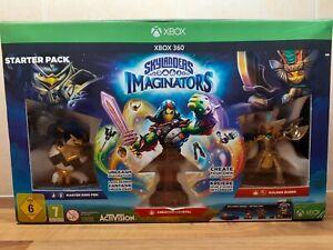 Skylanders Imaginators XBOX 360 Starter Pack Boxed