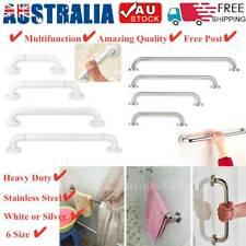 AU Stainless Steel Bathroom Shower Wall Grab Bar Safety Grip Handle Towels Rail