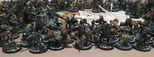 260 Mage Knight figures Lot