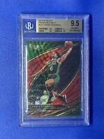 2019-20 Panini Select Carsen Edwards Courtside Red Wave BGS 9.5 Celtics🔥