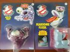 Hasbro Kenner The Real Ghostbusters FEARSOME FLUSH & BUG EYE GHOST Set BUGEYE