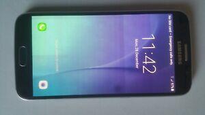 Samsung Galaxy S6 SM-G920F - 32GB - Black Sapphire Smartphone unlocked