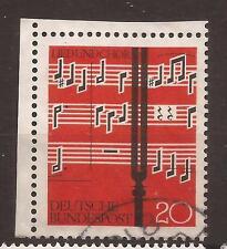 1962 Song & Choir used, Michel 380.