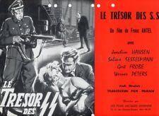 JOACHIM HANSEN SABINE SESSELMANN DER SCHATZ VOM TOPLITZSEE 1959 SYNOPSIS