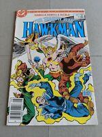 The Shadow War Of HawkMan #4 August 1985 DC Comics Hawk Man Mini-Series