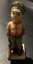 "New ListingGerman Goebel Hummel Figurine Figure #332 ""Soldier Boy"" 1957"