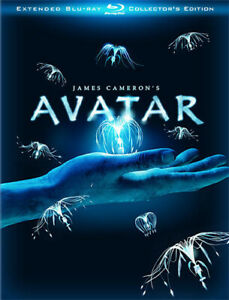 Avatar [New Blu-ray] Collector's Ed, Extended Ed, Subtitled, Widescreen, Ac-3/