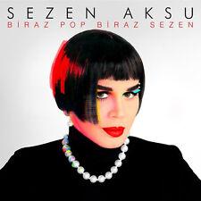 SEZEN AKSU - BIRAZ POP BIRAZ SEZEN - CD ALBEN 2017
