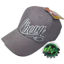 Chevy bow tie trucker cap truck hat ball logo baseball GM Duramax diesel gear